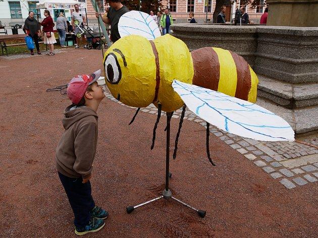 Slavnost Vůně medu v Novém Městě na Moravě.