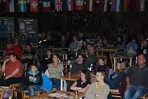 Bystřice hostila festival outdoorových filmů.