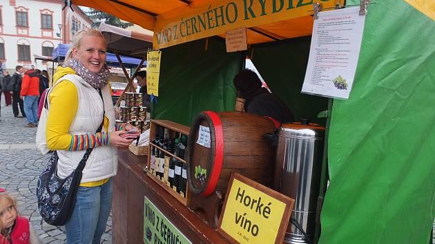 Poslední letošní farmářský trh nabídne i oblíbené kremrole