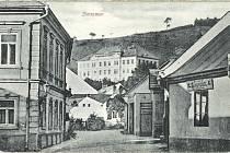 Jimramov v roce 1918.