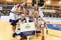 Žákyně 2. ZŠ Žďár nad Sázavou vyhrály republikové finále v basketbalu základních škol osmých a devátých tříd. Na soupeřky stačily v šesti.