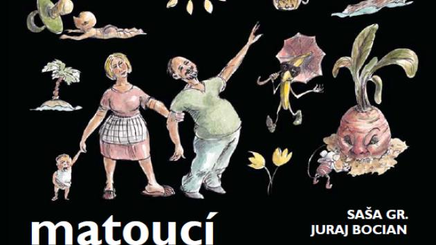 Autor Matoucí encyklopedie publikuje pouze pod svým pseudonymem. Původně ho inspirovala Dětská encyklopedie od Bohumila Říhy.Ve výsledku na ni udělal parodii.
