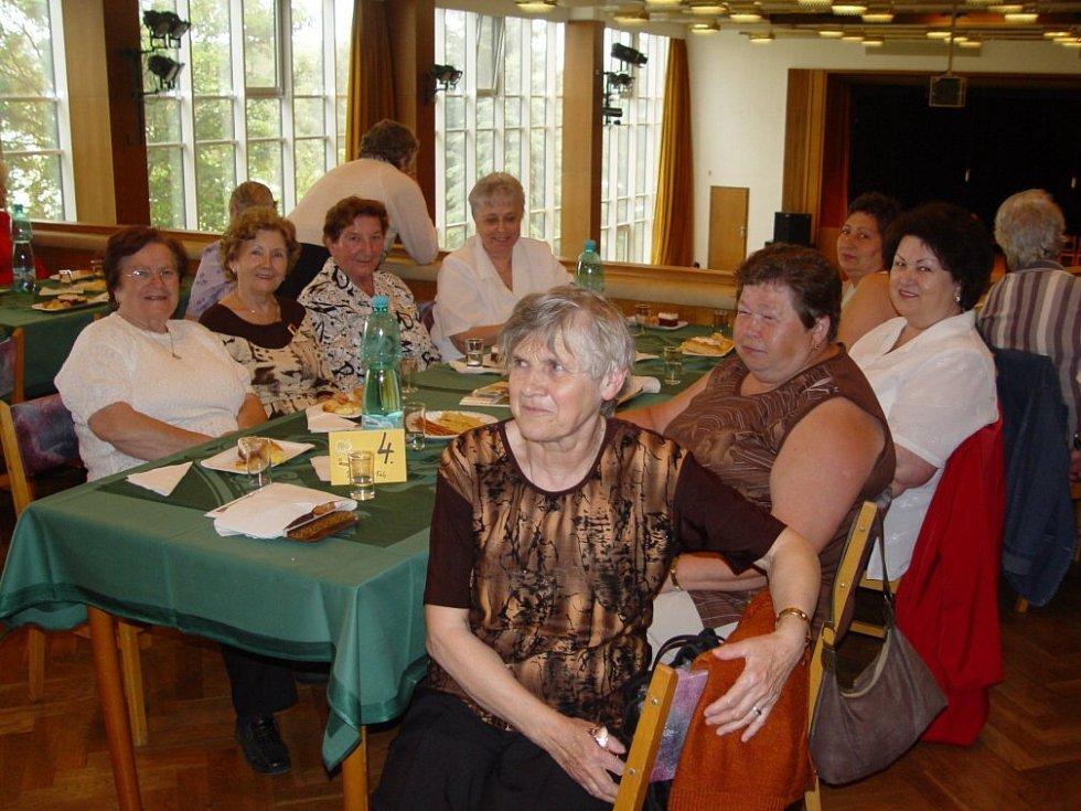 Sváteční den pro klienty domovů důchodců a Ústavů sociální péče z Vysočiny.