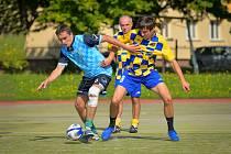 První zářijovou sobotu se uskutečnilo úvodní kolo šestatřicátého ročníku Žďárské ligy malé kopané.