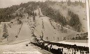 Na párkových závodech začínal i československý lyžařský reprezentant Cyril Musil.