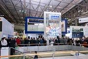 Letošní šedesátý ročník Mezinárodního strojírenského veletrhu (MSV), který se konal od 1. do 5. října v Brně, byl pro žďárskou akciovou společnost Žďas úspěšný.