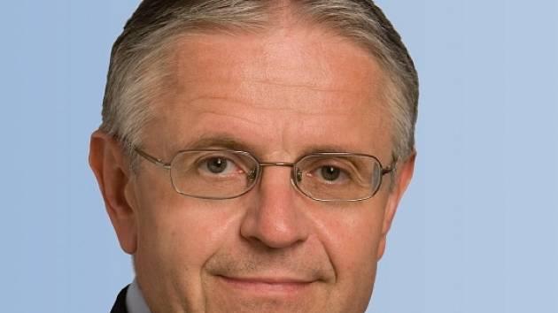 Jaromír Brychta, dosavadní místostarosta Žďáru.