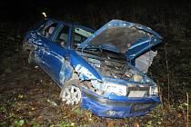 Při nehodě zemřel osmnáctiletý mladík. Další tři muži ve věku 34, 29 a 22 let byli se zraněním transportováni do nemocnice v Novém Městě na Moravě.