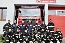 Sněženští hasiči vyjíždějí většinou k dopravním nehodám a k technické pomoci.