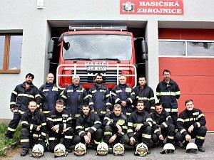 Jednotka sněženských hasičů se dostala do finále celostátní ankety