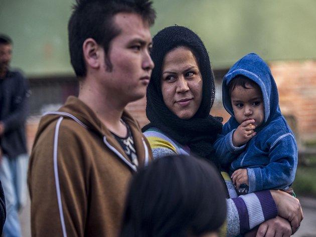 Migranti, ilustrační foto.