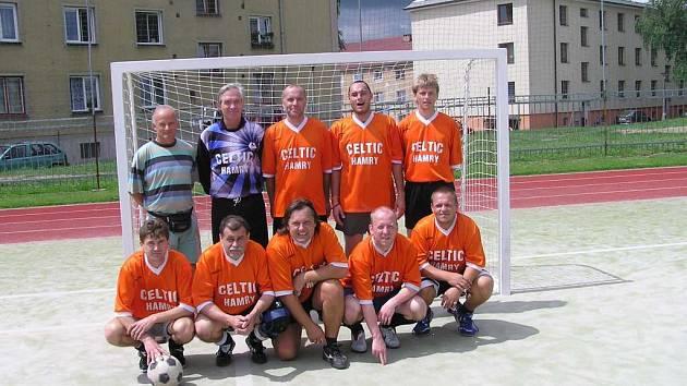 Celtik Hamry ve Žďárské lize triumfoval