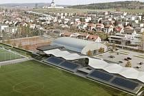 Žďárská radnice by ráda výstavbu nových šaten a sociálního zařízení na stadionu podpořila státní dotací, letos má na to v rozpočtu vyčleněno 22 milionů korun.