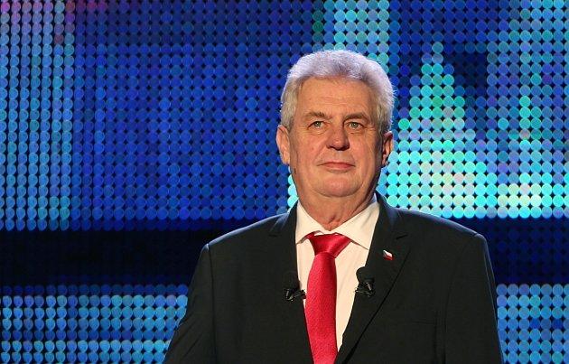 Miloš Zeman nahradí na Hradě Václava Klause.