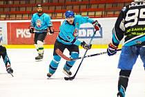 V dalším kole Vesnické ligy zdolali hokejisté Světnova (na snímku) v sobotním utkání celek Veselíčka 6:3.