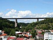 Dálniční most Vysočina čeká rozšíření.