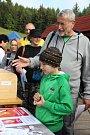 Pochod srdcem Vysočiny navazuje na někdejší Chiranskou padesátku, jež se poprvé konala v roce 1968. Letos došlo k obnovení tradice - bylo při tom kolem tisícovky výletníků, kteří vyrazili na trasy o délce od pěti do padesáti kilometrů.