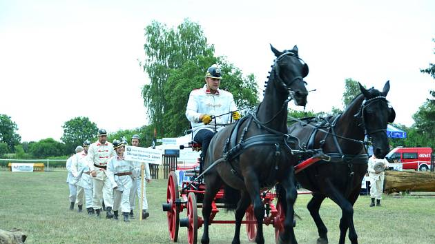 """Zámecká """"koňka"""" z konce 19. století dodnes vyhrává soutěže"""
