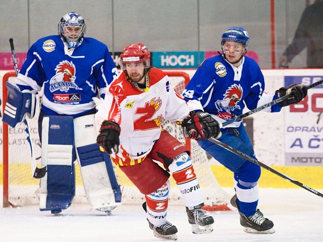 Než se žďárští hokejisté stačili v úvodním semifinále rozkoukat, prohrávali o čtyři branky.