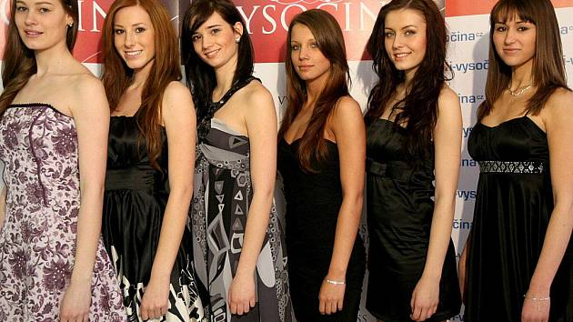 Ze žďárského castingu vzešlo šest finalistek soutěže Miss y. Dalších šest přibude v sobotu při výběrovém kole v Jihlavě.
