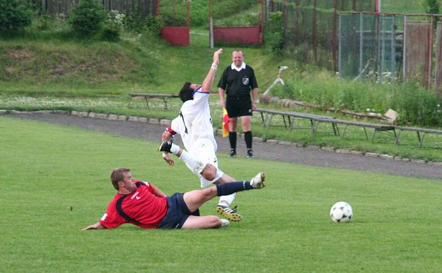 Radostín i Štěpánov trápí  častá zranění. Klíčové opory zastoupí hráči z rezervních týmů.
