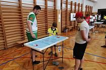 Turnaj ve šprtci. Foto: archiv pořadatelů