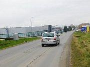 Průmyslová zóna v Jamské ulici se v průběhu let zaplnila.