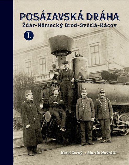 Nová publikace autorské dvojice Karel Černý, Martin Navrátil.