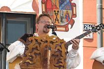 Velkolepé oslavy se konají ve Žďáře nad Sázavou od pátku do neděle. Lidé si připomínají 400 let od povýšení Žďáru na město.