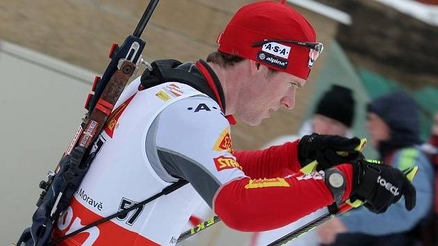 Michal Šlesingr vkročil do šampionátu druhým místem.