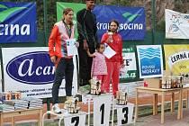 Malý svratecký maraton vyhrál Mulugeta Serbessa před Danielem Orálkem a třetím Tomášem Ondráčkem.