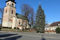 Nové Město na Moravě.