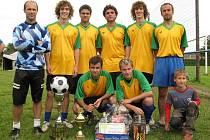 Skvělý obrat byl k vidění ve finále turnaje v Bohdalci, který na penalty vyhrál Apu team Nové Město na Moravě.