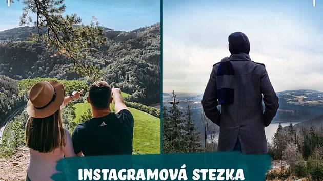 Instagramová stezka