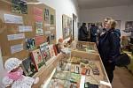Výstava, která se jmenuje Co přinese Ježíšek?, začala na Štěpána a potrvá jen do soboty 30. prosince.