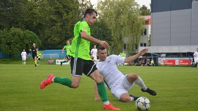 Fotbalisté Vrchoviny představí novou posilu