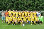 Fotbaloví dorostenci Nové Vsi v této sezoně přepisovali historii. V průběhu celého ročníku krajské I. třídy – skupiny B ani jednou neprohráli, body ztratili pouze za dva nerozhodné výsledky.