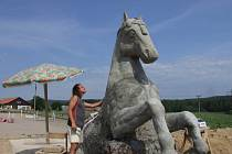Kůň v Hamrech