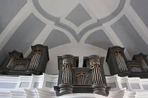 Rekonstrukce netínských varhan trvala devět let s celkovými náklady 3,6 milionu korun. Nový nástroj letos v září požehnal brněnský biskup Vojtěch Cikrle.