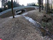 Na novém mostu už bylo schváleno předčasné užívání stavby.