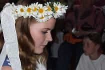Rok co rok se na jaře ve Třech Studních slavnostně otevírají prameny Vitulka a Barborka