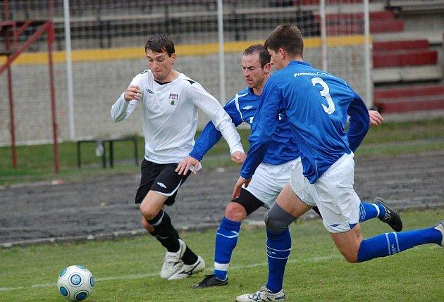 Fotbalisté Žďáru dokázali v Pelhřimově vyhrát.