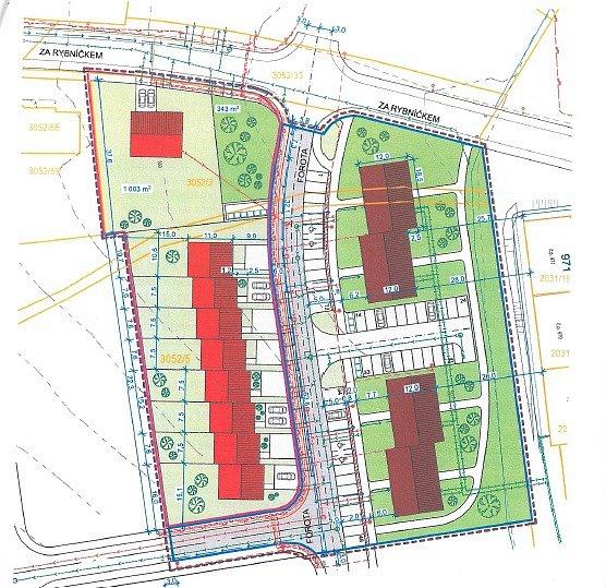 """Rezidenční čtvrť Forota má vzniknout na Rovinkách, budou tam """"bytovky"""" idomky"""