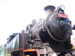 Slavnosti Pernštejnského panství opět doplní historické vlaky.