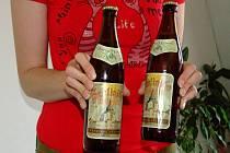 Prvních 800 lahví piva poslouží jako dárky, časem město mok nabídne také veřejnosti.
