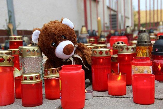 Pohřeb zavražděného Petra Vejvody začíná v pondělí v poledne na Zelené hoře.