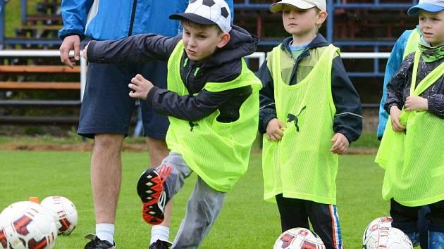 Fotbalový klub Žďas Žďár nad Sázavou pořádá nábor mezi dětmi narozenými v letech 2008, 2009 a 2010. Další schůzka pro rodiče s dětmi je naplánovaná na úterý 2. června v 16 hodin na fotbalovém hřišti na Bouchalkách.