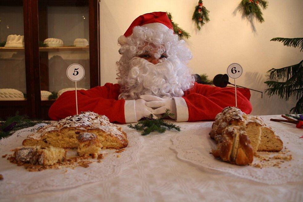 Soutěž o nejlepší bystřickou vánočku