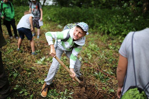 Městský úřad Žďár nad Sázavou pořádal už pátý ročník vzdělávací akce S lesníkem do lesa, potřetí se k organizaci připojilo vedení firmy Kinský Žďár, a.s. a Ústavu pro hospodářskou úpravu lesů Brno.