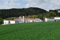 Zrekonstruovaná úpravna vody nedaleko přehrady Mostiště funguje ve zkušebním provozu.
